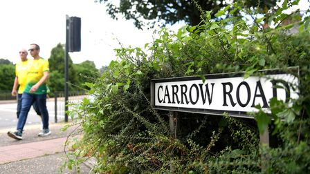 Carrow Road will be a no-go zone on matchdays Picture: PA