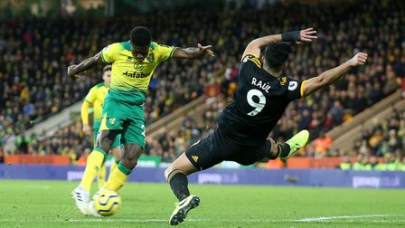 Tettey will be key to City's defensive structure once the season restarts. Picture: Paul Chesterton/