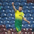 The leader - and we should be able to hear what Grant Hanley is shouting now Picture: Paul Chesterto