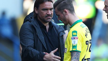 Farke has seen some of his top talent, including James Maddison, leave the club due to financial rea
