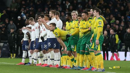 Norwich City will play Tottenham Hotspur in a friendly on Friday, according to a national newspaper