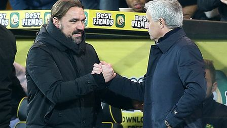 City have played Mourinho's men on three occasions this season, with a fourth fixture planned. Pict