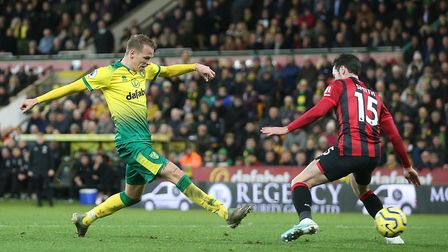 Duda is looking to prove his worth at Carrow Road. Picture: Paul Chesterton/Focus Images Ltd