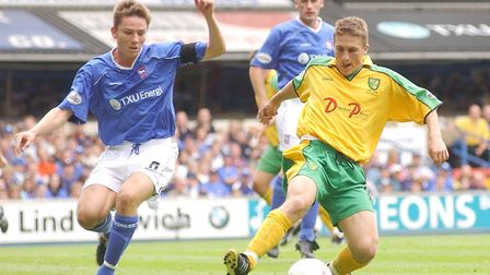 Former Ipswich Town captain Matt Holland has admitted to being impressed by Norwich City this season