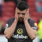 Norwich captain Grant Hanley is understood to have injured his hamstring Picture: Paul Chesterton/Fo