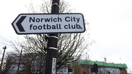 The next two games will dictate which direction Norwich City's season is going in. Picture: Bradley