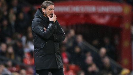 Thinking man's game - Daniel Farke has a huge job ahead to keep City in the top flight Picture: Paul