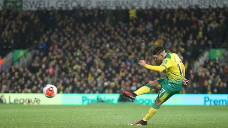 How do Norwich City get more goals from Emi Buendia? Picture: Paul Chesterton/Focus Images Ltd