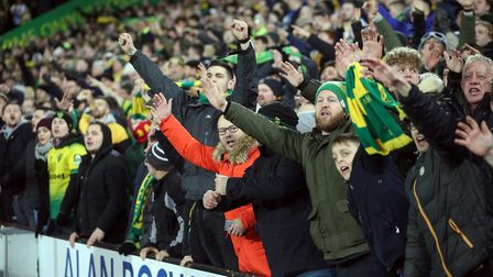 Give Norwich City fans something to cheer about Picture: Paul Chesterton/Focus Images Ltd