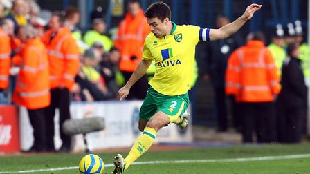 MK Dons boss Russell Martin made over 300 appearances for Norwich City. Picture by Paul Chesterton/F