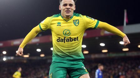 Max Aarons - one of Norwich City's prized assets Picture: Paul Chesterton/Focus Images Ltd