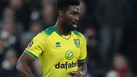 Alex Tettey offers Daniel Farke a combative edge in central midfield Picture: Paul Chesterton/Focus