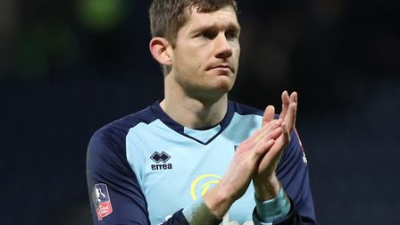 Michael McGovern has urged Norwich City to re-write their Premier League ending. Picture: Michael Se