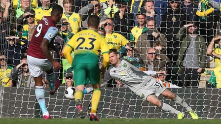 McGovern has featured on occasion for City this season, including saving a penalty against Aston Vil