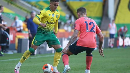 Norwich City fell to another defeat on Wednesday evening. Picture: Paul Chesterton/Focus Images Ltd