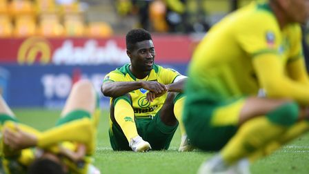 The manner of Norwich City's FA Cup exit was a bitter pill to swallow Picture: Joe Giddens/NMC Pool/