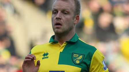 Steven Naismith has been reflecting on his spell with Norwich City. Picture: Paul Chesterton/Focus I