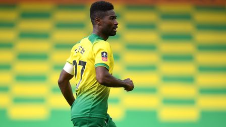 Alex Tettey - 34 and showing few signs of flagging Picture: PA
