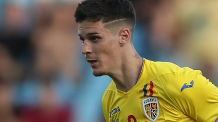 Norwich City are reportedly trying to sign Romania winger Dennis Man Picture: Nick Potts/PA Wire