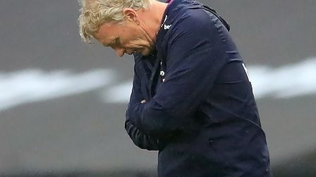 David Moyes faces a job on his hands to keep West Ham out of the Premier League relegation zone ahea