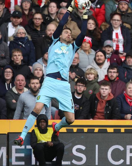 Tim Krul could be a wanted man Picture: Paul Chesterton/Focus Images Ltd
