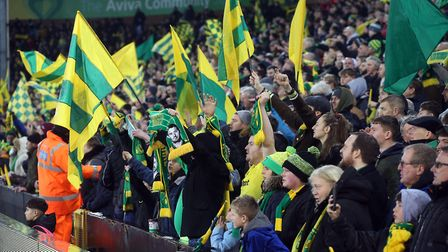 We'll be back... Norwich City fans need to keep the faith Picture: Paul Chesterton/Focus Images Ltd