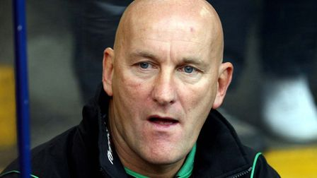 Former Norwich City caretaker boss Jim Duffy is recovering in hospital after suffering a heart attac