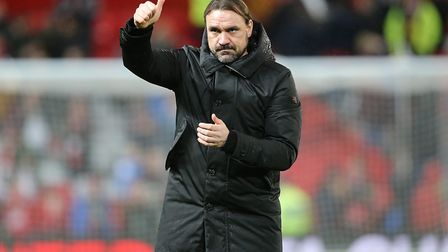Daniel Farke believes City's task will be considerably harder without supporters. Picture: Paul Ches