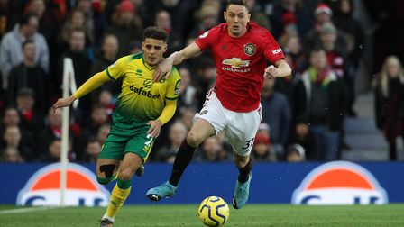 Manchester United have had Norwich City's number this season. Picture: Paul Chesterton/Focus Images