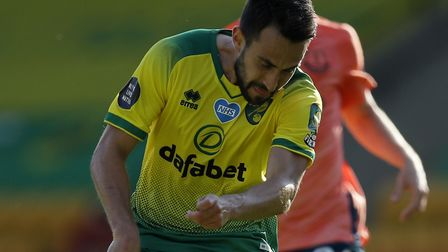 Norwich City's Lukas Rupp is an injury doubt for Arsenal after damaging his hip in the FA Cup defeat