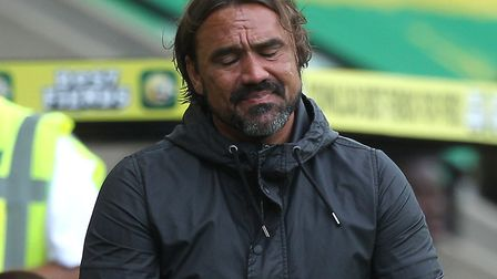 Norwich City head coach Daniel Farke is looking to shake things up at the bottom of the Premier Leag