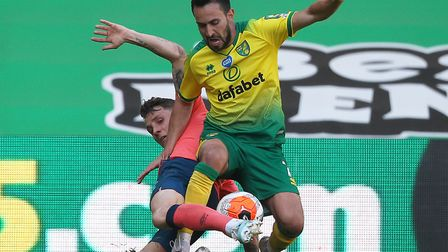 Lukas Rupp suffered a hip problem in the FA Cup defeat to Manchester United Picture: Paul Chesterton
