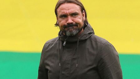 Daniel Farke is enduring a difficult time