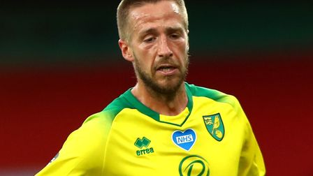 Marco Stiepermann starts at Watford for Norwich Picture: Focus Images/Focus Images
