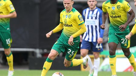 Ondrej Duda's loan spell with Norwich City has been cut short Picture: Paul Chesterton/Focus Images