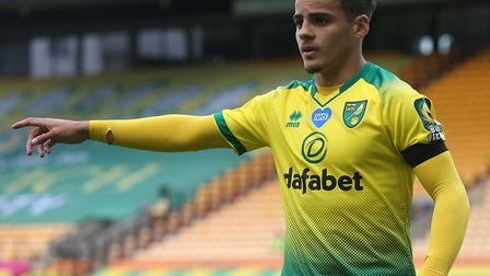 Norwich City will play hardball with club's eyeing their best young talent, like Max Aarons Picture: