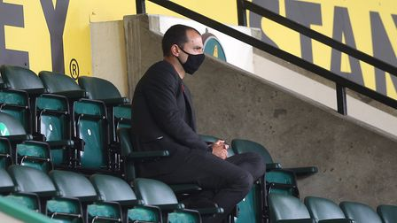 Norwich City sporting director Stuart Webber has plenty of rebuilding work to do ahead of next seas