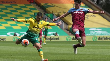 Norwich City have been relegated from the Premier League. Picture: Paul Chesterton/Focus Images Ltd