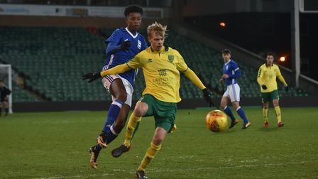 It didn't work out at Norwich for Atli Barkarson Picture: Archant