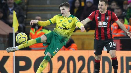 Norwich signed full-back Sam Byram from West Ham last summer Picture: Paul Chesterton/Focus Images