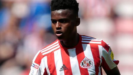Bali Mumba has joined Norwich City from Sunderland Picture:PA
