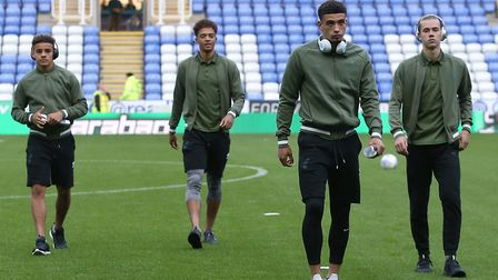 Norwich City's young players led the way in the Premier League last season for game time Picture by