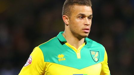The only senior appearance of Carlton Morris' Norwich career was against Wigan in a Championship gam