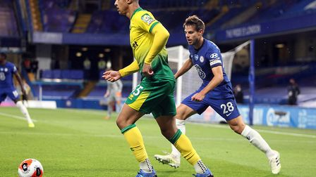 Adam Idah came off the bench at Chelsea but couldn't spark a response Picture: by Paul Chesterton/Fo