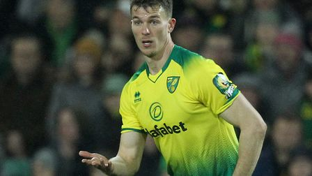Christoph Zimmermann has not featured for Norwich since a narrow 1-0 home loss to Liverpool in Febru