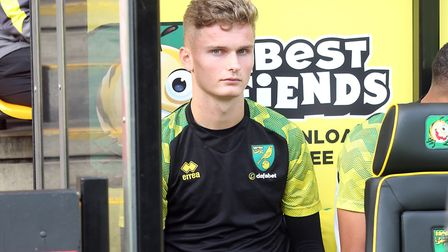 Norwich City keeper Archie Mair has joined King's Lynn Town Picture: Paul Chesterton/Focus Images Lt