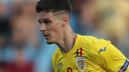 Norwich City's interest in Romanian winger Dennis Man is over Picture: Nick Potts/PA Wire
