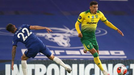 Norwich City's defeat to Chelsea set two unwanted club records. Picture: Paul Chesterton/Focus Image