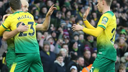Teemu Pukki was thankful to Ondrej Duda for winning the penalty which he conferted against Bournemou