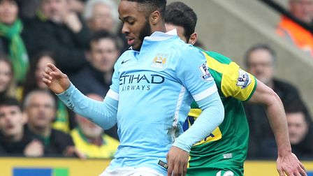 Manchester City attacker Raheem Sterling has plenty of reasons to sign off with a big performance ag